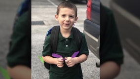 Dismissal changes coming after 5-year-old student dropped off along busy road while alone