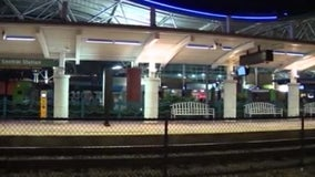 Man who says he was punched by SunRail security guard is speaking out