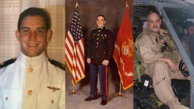 Veteran who served in four military branches reflects on his career: 'I'm a lucky guy'