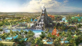 Universal Orlando to close Volcano Bay water park for the winter