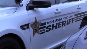 Sheriff's Office: Sergeant chases suspect after witnessing hit and run