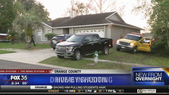 Armed home invasion in Orange County
