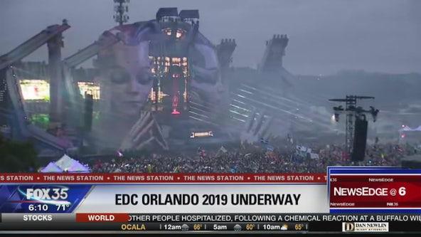 Electric Daisy Carnival kicks off in Orlando