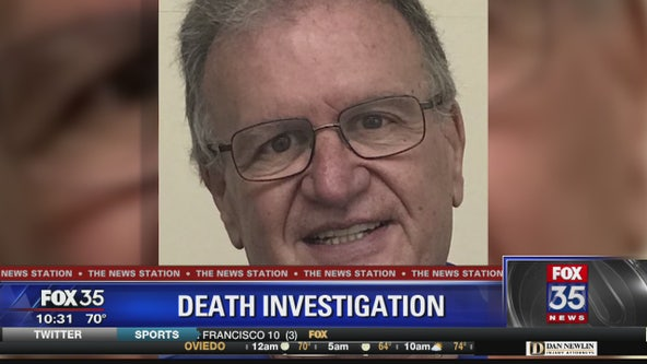 Death investigation in Sumter County
