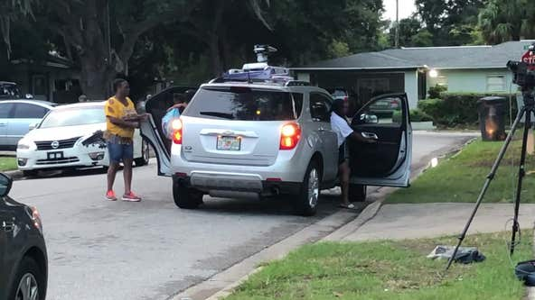 Florida mother, 2 kids found safe after police say they were abducted by father at gunpoint