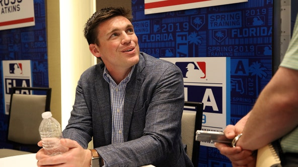 Tampa Bay GM Erik Neander voted MLB Executive of the Year