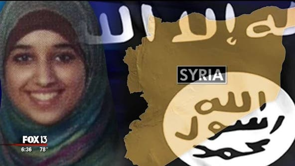 US-born Alabama woman who joined ISIS is not an American citizen, judge rules