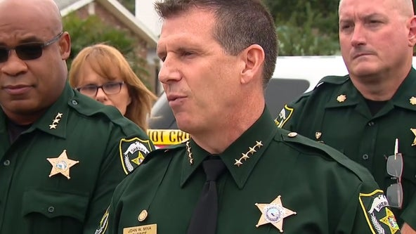 Fraternal Order of Police votes to pull endorsement of Sheriff Mina