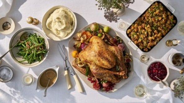 Whole Foods offering discounts on Thanksgiving turkeys for Amazon Prime members