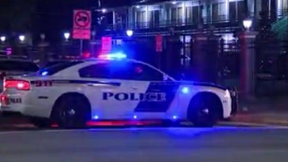 Police arrest suspect after hours-long standoff at Orlando motel