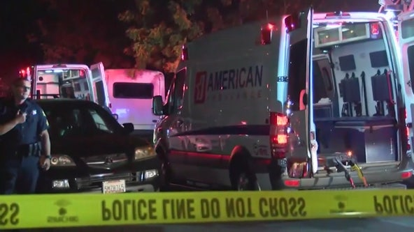 4 dead, 6 wounded during family gathering at Fresno home