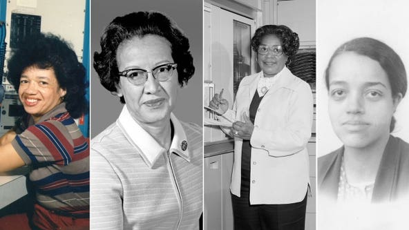 NASA mathematicians portrayed in 'Hidden Figures' to be honored with Congressional Gold Medals
