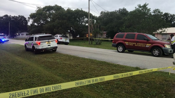 FHP: 1 dead, 2 injured after car crashes into home