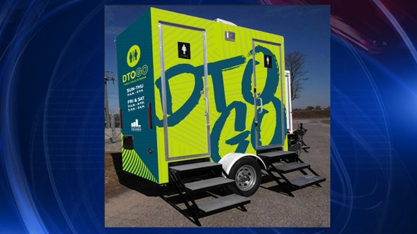 Orlando considers bathroom trailers to deal with lack of public restrooms