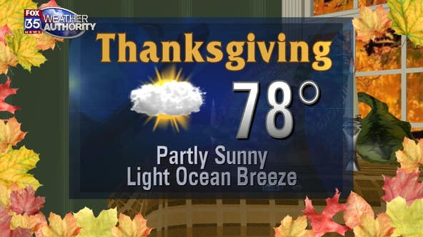 Thanksgiving Day Weather