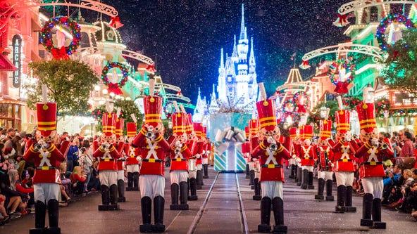 Mickey's Very Merry Christmas Party ushers in holiday season