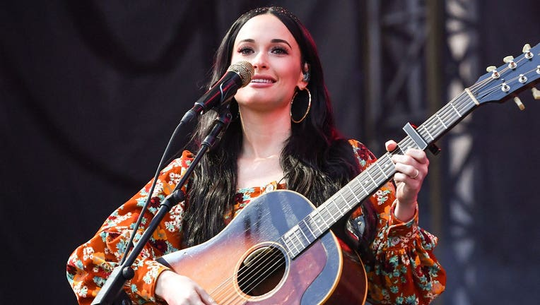 Kacey Musgraves performs during Austin City Limits Festival at Zilker Park on October 13, 2019 in Austin, Texas.