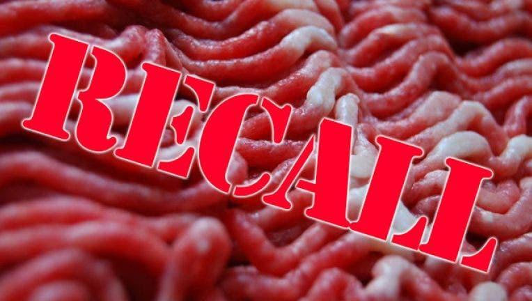 Raw Beef Recall (Getty)