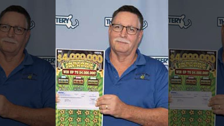 (Massachusetts State Lottery)
