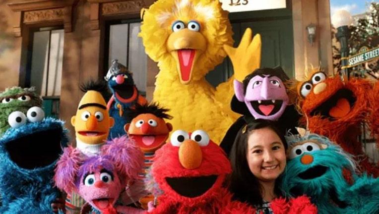 Sesame Street The Letter Of The Month Club.Sesame Street Celebrates 50th Anniversary Fox 35 Orlando