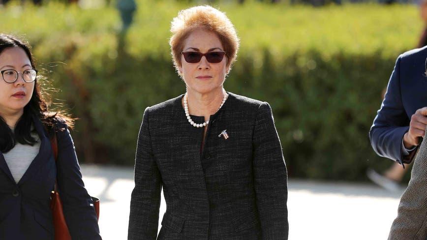 Trump impeachment inquiry: Former Ukraine ambassador Marie Yovanovitch to testify in day 2 of public hearings