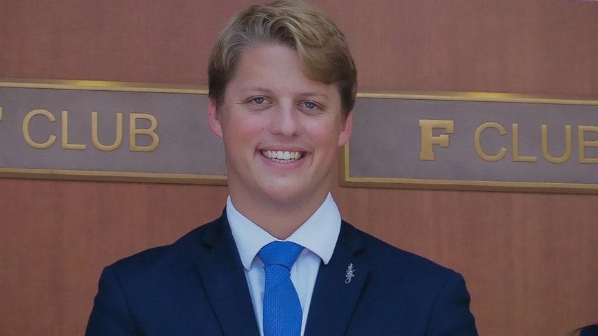 UF student senate seeks to impeach student body president