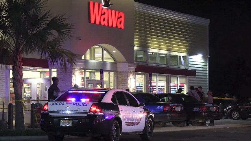 Man in argument at Cocoa Wawa shot after police say he attacked a security guard