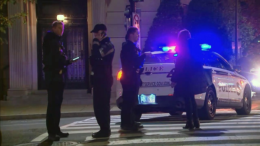 Suspicious vehicle near White House sparks road closures, Secret Service says