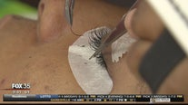 Fake lashes cause increase in lash mites