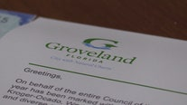 Giving back: Thousands of Groveland residents receive surplus check from the city