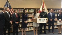 First Lady Casey DeSantis launches campaign to educate children about the risks of drugs, vaping