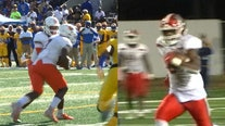 Jones, Edgewater battle hard but come up short in state championship games