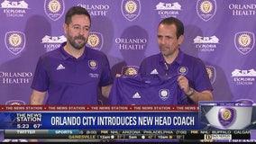Orlando City introduces new head coach