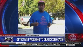 Detectives working to crack cold case in Brevard County