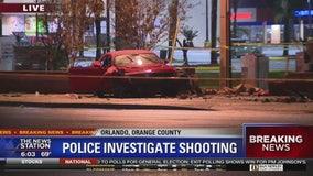 Police investigating shooting in Orlando