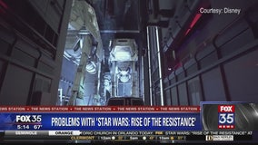 Delays reported with Star Wars: Rise of the Resistance