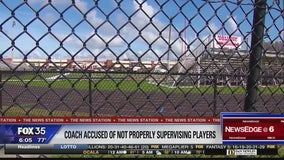 Oviedo coach accused of not properly supervising players