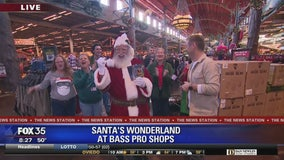 David Does It: Santa's Wonderland at Bass Pro Shops