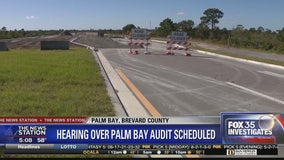 Hearing over Palm Bay audit scheduled