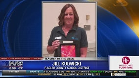 Teacher of the Week: Jill Kulwicki
