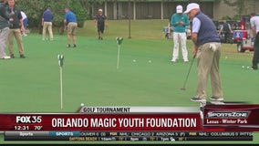 Orlando Magic Youth Foundation Golf outing