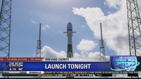 SpaceX plans Monday night launch of Falcon 9 rocket
