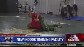 New indoor training facility for Seminole County deputies