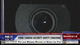 Home camera security safety concerns