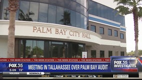 Meeting in Tallahassee over Palm Bay audit