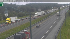 Heavy delays on northbound Florida Turnpike in Lake County after serious car accident