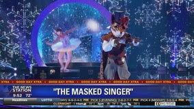 'The Masked Singer' reveal