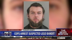 Man accused of stealing thousands of dollars worth of Lego toys