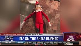 Ocala firefighters rescue Elf on the Shelf
