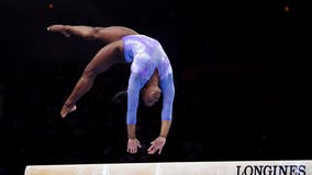Olympic champion Simone Biles to headline post-Olympic tour
